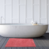 Bathrooms & Accessories Microfibre Bath Towel - Coral | Coral - Red