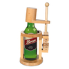 Puzzle Box Wooden Bottle Holder