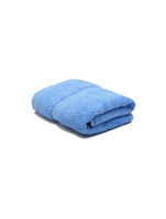 Home Accessories  - 100% combed Cotton 580gsm luxury soft and absorbent bathroom hand to - Sea Blue