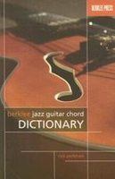 Books  - Berklee Jazz Guitar Chord Dictionary