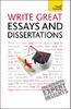Books Write Winning Essays and Dissertations: Teach Yourself