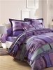 Nocturnal Cotton Flannel Bed Linen - Quilt Cover