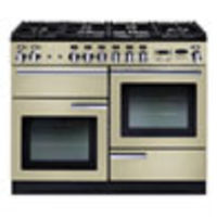 Cookers & Ovens  - Rangemaster 86860 Professional Plus 110 Natural Gas FSD range cookers  in Cream / Chrome