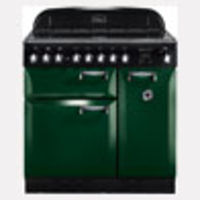 Cookers & Ovens  - Rangemaster Elan 90 Electric range cookers  in Green