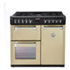 Stoves Richmond 900DF range cookers in Champagne
