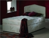 Beds Times Princeton 1000 Pocket Divan Bed, Small Double, 4 Drawers, Platform Base (Firmer Feel)