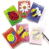 Arts & Crafts Mini Scented Notebooks (Pack of 12)
