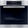 Miele H5681B 60cm Single Multifunction Oven in Stainless Steel