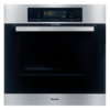 Miele H5681BP 60cm Single Multifunction Oven with Pyrolitic Clean in Stainless Steel