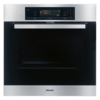 Miele H5681BPL 60cm Single Multifunction Oven with Left Hand Hinge in Stainless Steel