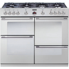 Cookers & Ovens Stoves Sterling R1100GT 110cm Gas Range Cooker in Stainless Steel
