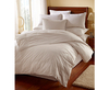 New White Goose Feather and Down 4.5 Tog Duvet,  Superking
