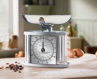 Cookware & Utensils  - Stainless Steel Kitchen Scales