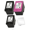 Compatible Multipack HP ENVY 5547 All-in-One Printer Ink Cartridges (3 Pack) -C2P05AE