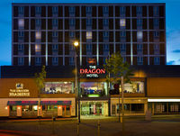 Accommodation  - The Dragon Hotel Swansea