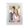 Personalised Diamante Photo Frame Small
