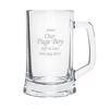 Personalised Half Pint Tankard
