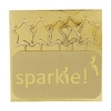 Wedding Gifts Simply Gold Star Sparklers Pack