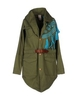 (+) PEOPLE COATS & JACKETS Full-length jackets WOMEN on YOOX.COM