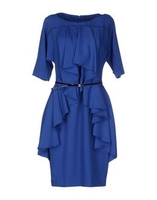 Fancy Dress  - GAETANO NAVARRA DRESSES Knee-length dresses WOMEN on YOOX.COM