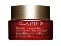 Skincare  - Clarins Super Restorative Day Cream For Very Dry Skin