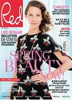 Magazine Subscriptions  - Red