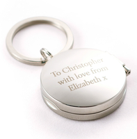 Greeting Cards  - Hallmark Engraved with Name Keyring