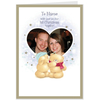 Greeting Cards Hallmark Forever Friends Our 1st Christmas Card