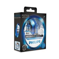 Car Parts  - Philips ColorVision Blue H4 (Twin)