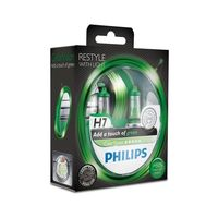 Car Parts  - Philips ColorVision Green H7 (Twin)
