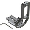 Kirk BL-D500G L-Bracket for Nikon D500 with MB-D17 grip