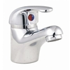 Bathroom Sinks & Taps Cheapsuites Bathroom Single Lever Chrome Mono Basin Sink Mixer Tap With Pop up Waste