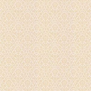 Painting & Decorating  - Annecy Gold Floral Wallpaper