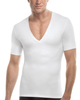 Spanx For Men Cotton Compression Deep V-Neck