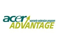Software  - Acer AcerAdvantage extended service agreement - 1 year - carry-in