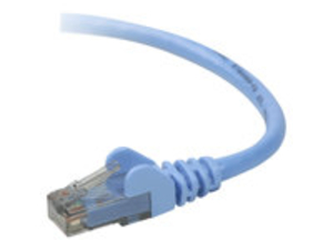 Belkin High Performance patch cable - 15 m - blue