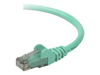 Belkin patch cable - 2 m - green