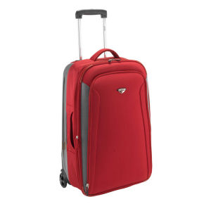 Antler Duolite GT Medium 2 Wheel Expandable Rollercase Red