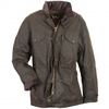Barbour Sapper Jacket,  Olive,  Large