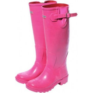 Town & Country Boots Traditional Pink Wellington Boot,  6 (39)