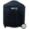 Weber Barbecue Cover Q BBQ & Cart Premium Cover,  Char Q Barbecue Cover