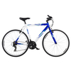 Barracuda Vantos Flat Bar Road Bike Blue/White 700c