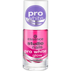 Cosmetics & Skincare essence s.n. nails pro white glow