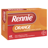 Health Rennie Orange 48pk