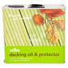 Painting & Decorating Wilko Decking Oil Clear 2.5L