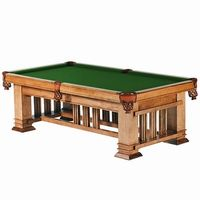 Snooker, Pool & Billiards  - Montreal Pool Table (8ft)