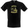 Novelty T-Shirts Gotham Rogues male t-shirt.