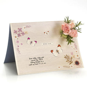Gifts  - Butterfly Box
