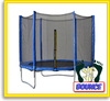 Trampolines Big Air Bounce 8ft Trampoline + Safety Enclosure