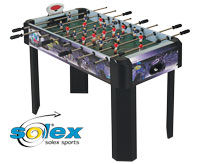 Games, Puzzles & Learning  - Solex Hobby Pro Table Football Game